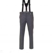 shooting pants - Loden (Mungo)