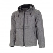 Hooded jacket - Loden (Reutte)