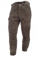 Shearling trousers - merino leather (Wolga)