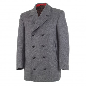Coat jacket - Welsh loden (Rostock)