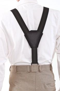Hosenträger mit Rückenmittelstück