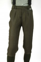 Hunting Trousers - Loden (Wolf)